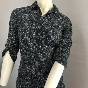 Vanheusen xs button up dress shirt